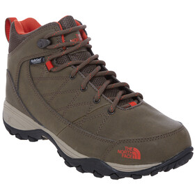The North Face Storm Strike WP - Chaussures Femme - marron